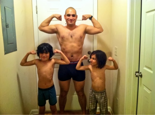 Those two little ones are BEASTS!